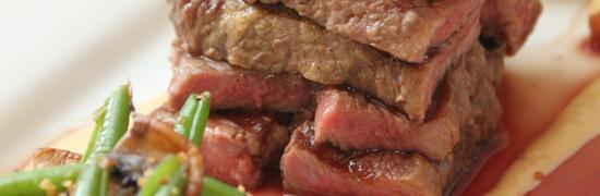 Certified Australian Angus Beef (CAAB) Flat Iron Promotion