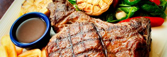 Australian Milk-fed Bone-in Rib-Eye Promotion
