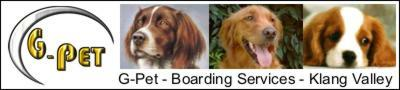 G-Pet Kennels dogs training and boarding services