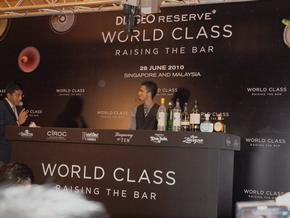 World Class Diageo Bartendering Competition